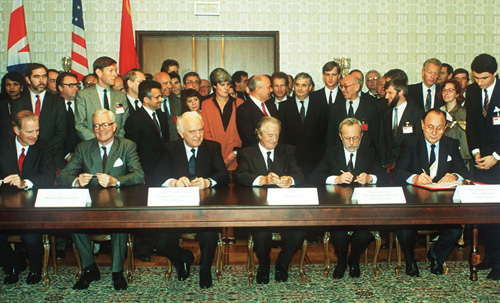 Moskau am 12. September 1990