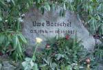 Barschels Grabstein