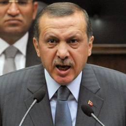Der Würger Erdogan