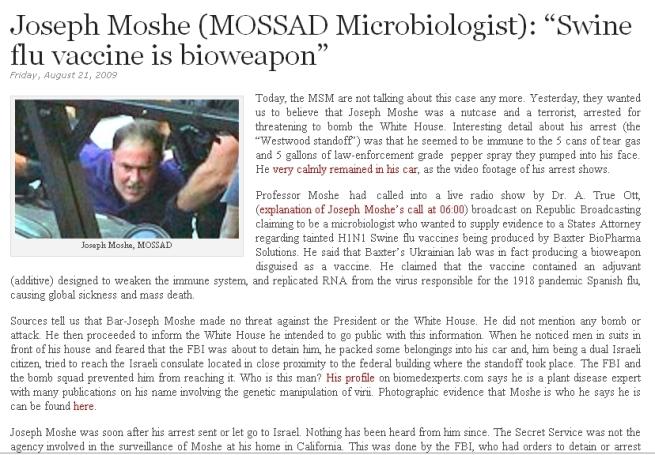 Joseph Moshe Original Artikel