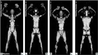 Nackt Scanner