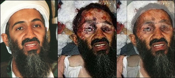 Osama Bin Laden Photoshop Fake