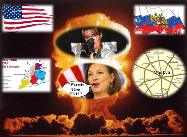 Die abscheuliche Hetze der Cints in der Krim-Krise 17.3.2014